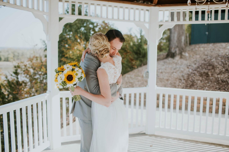 Mariage aux USA à Hermann Hill