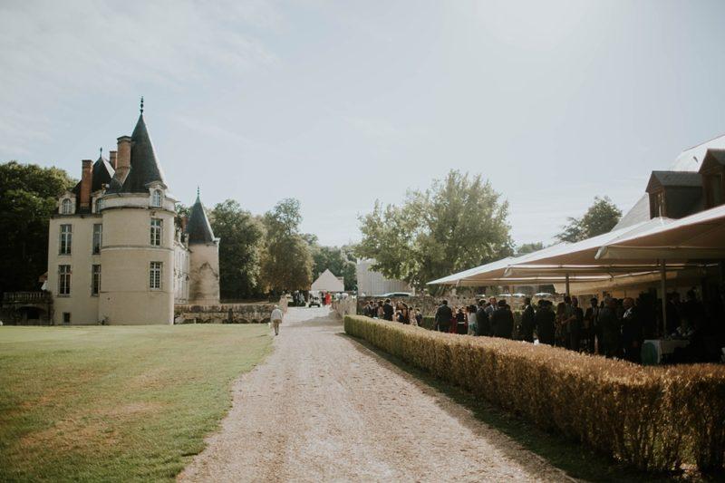 Mariage Château Paris