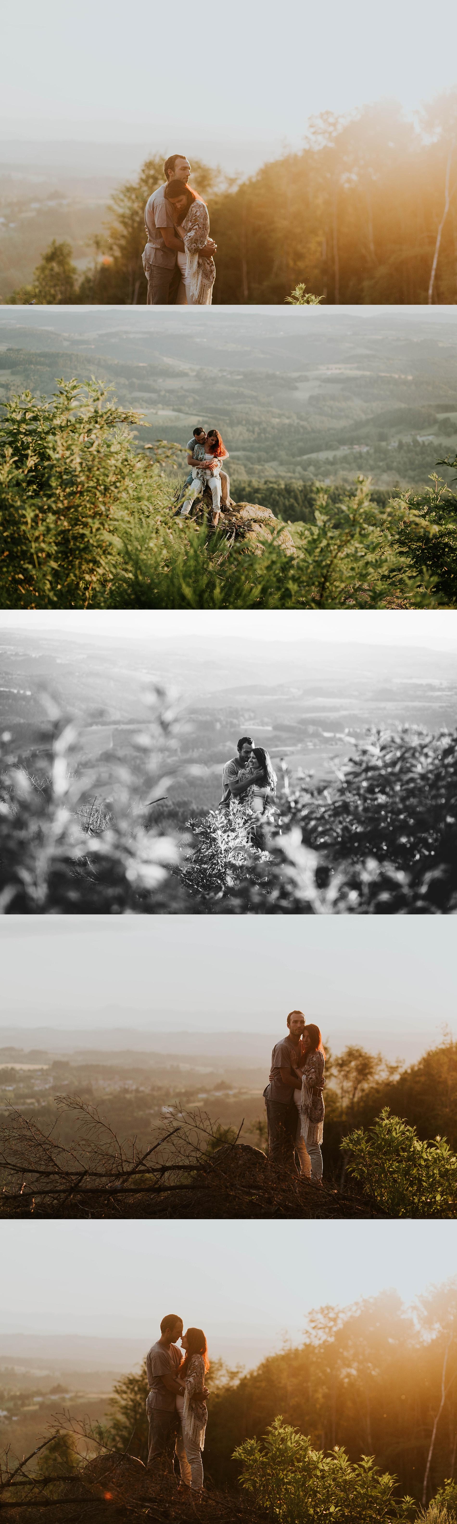 Séance photo couple Auvergne