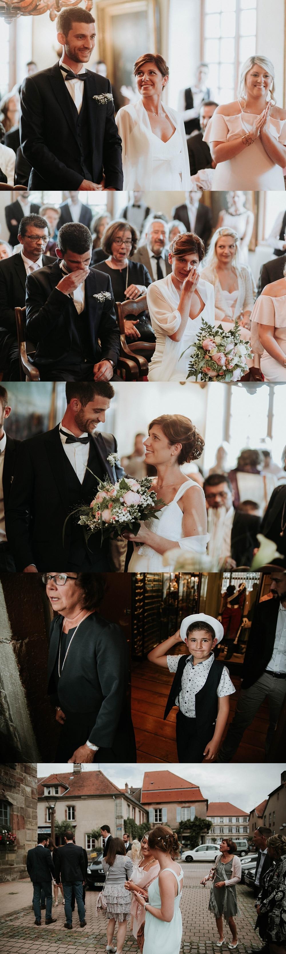 Mariage grange Alsace