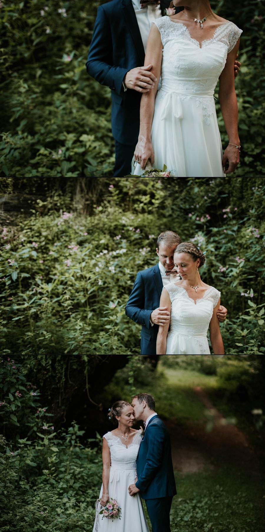 Mariage esprit nature champêtre Alsace