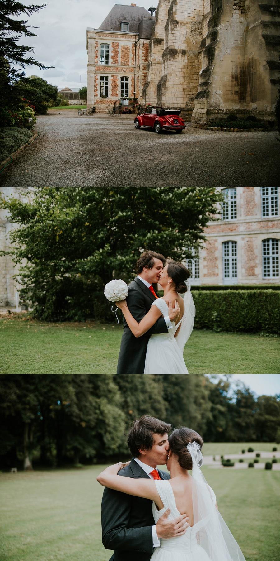 Mariage Abbaye de Vaucelles