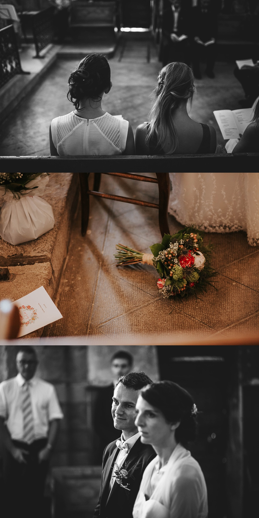 Photographe mariage Auvergne Clos du Fort