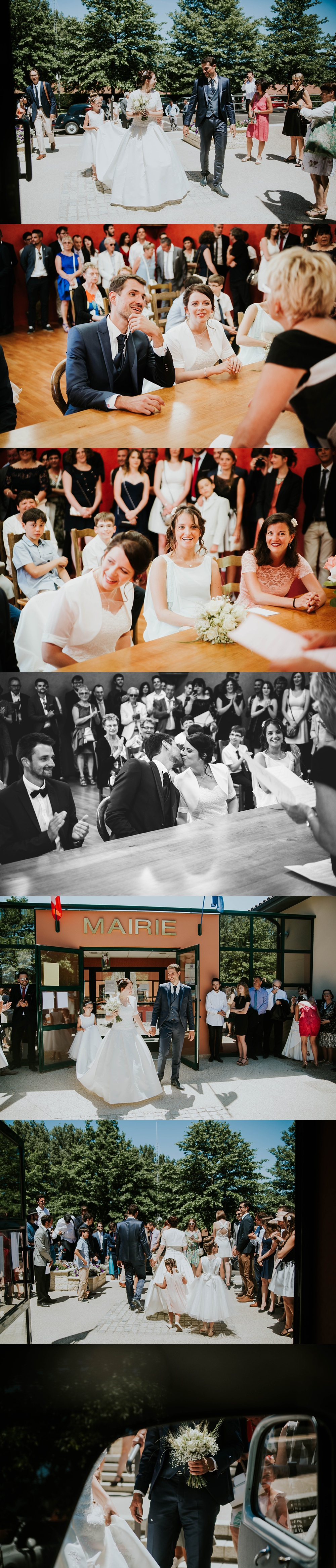 Mariage Auvergne France Wedding in France