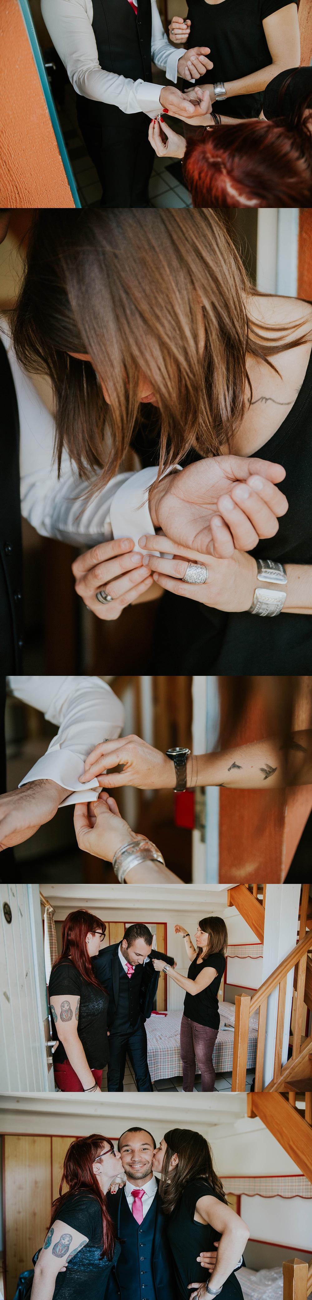 Mariage Ecomusée d'Alsace