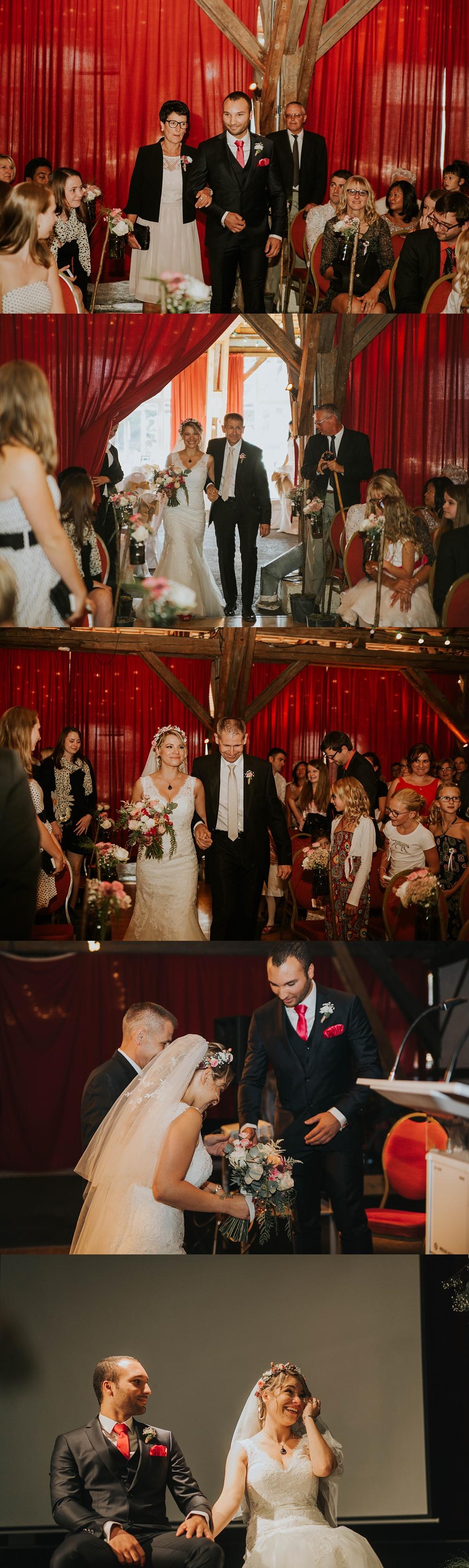 Mariage Ecomusée d'Alsace photographe