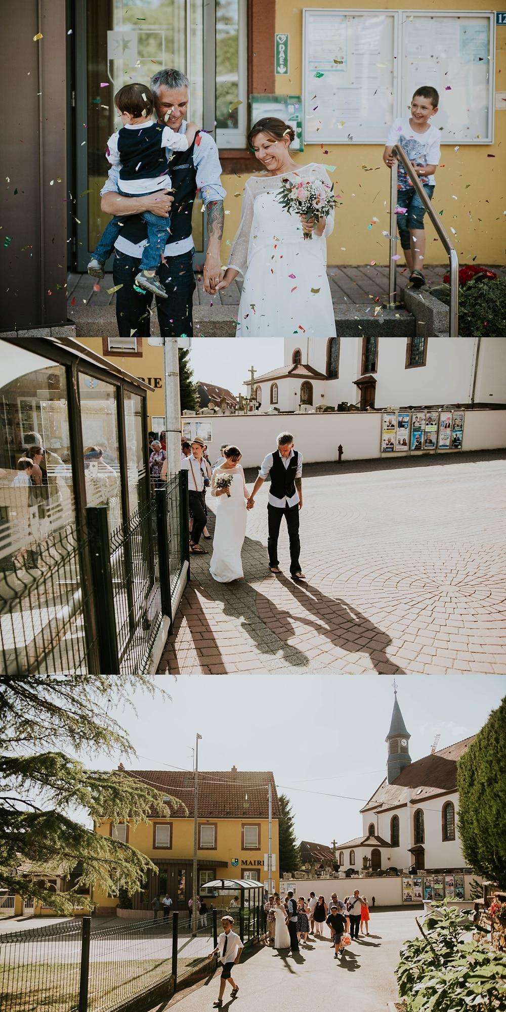 Mariage intimiste Strasbourg