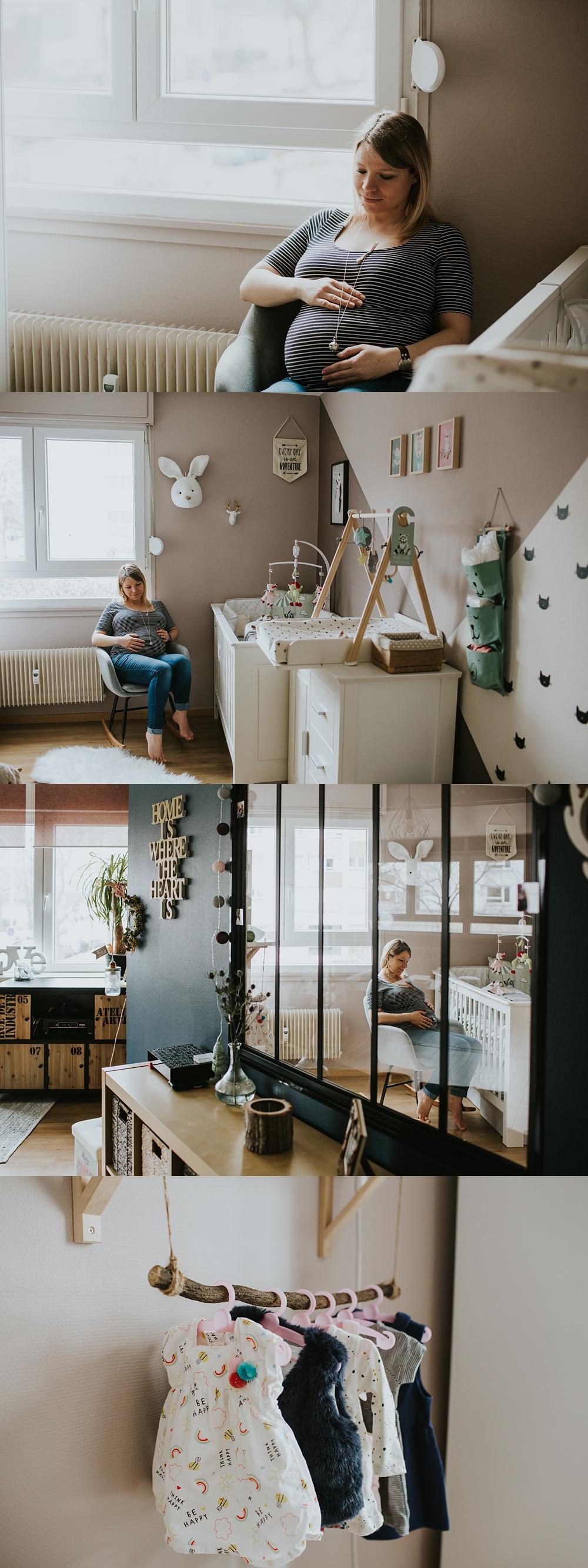 Photographe maternité Strasbourg Alsace