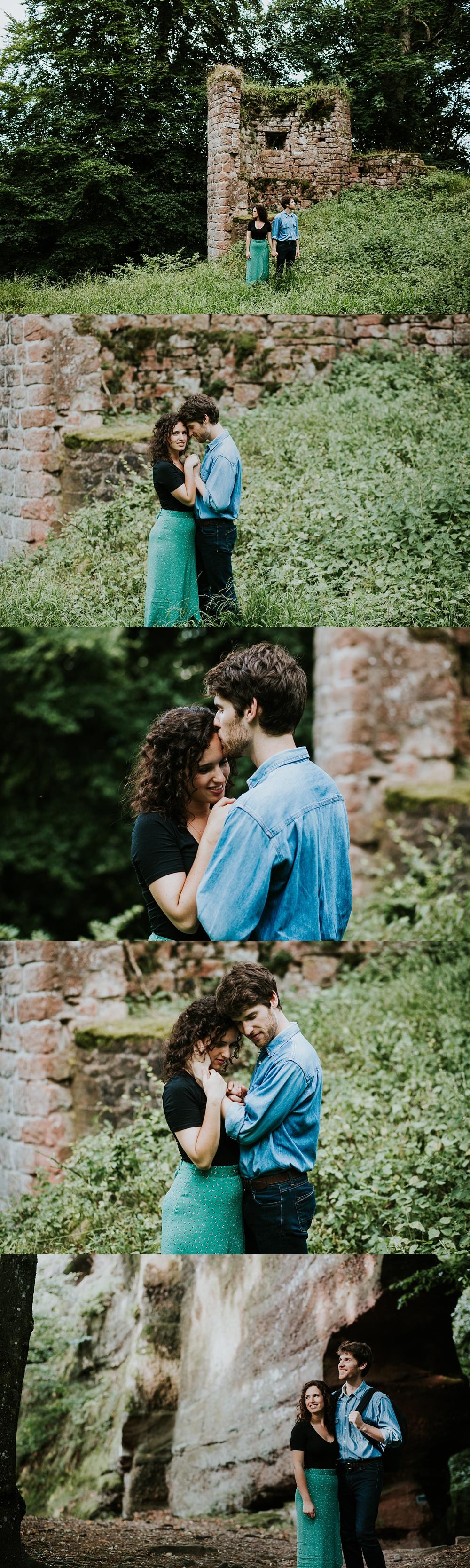 Séance Engagement Photographe mariage Alsace Strasbourg