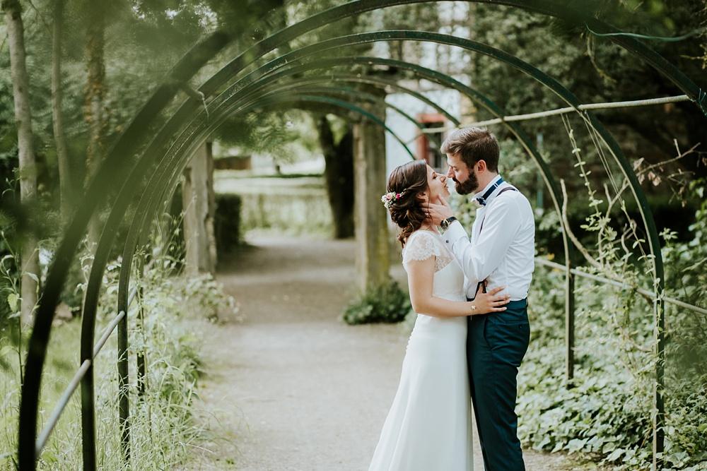 Photographe mariage guinguette Alsace Strasbourg