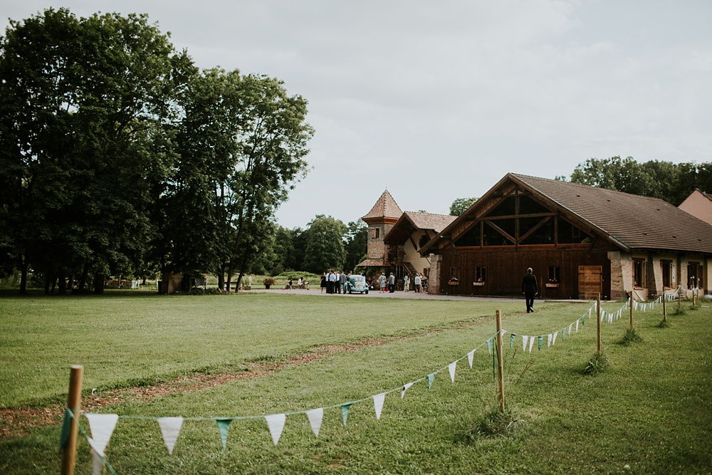 Mariage scierie Wisches Alsace