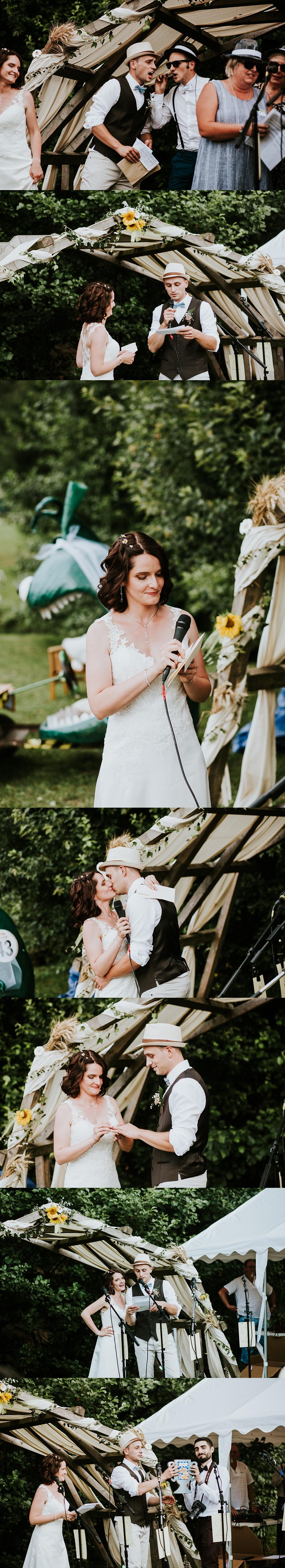 Photographe mariage champêtre Alsace Strasbourg
