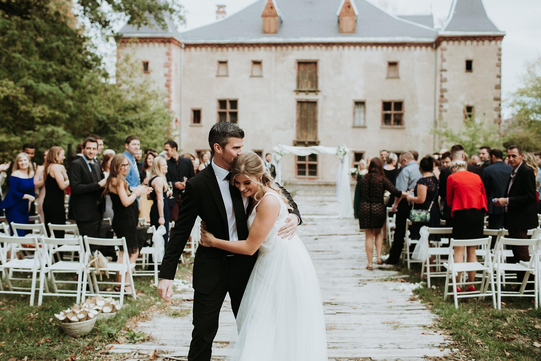 Mariage château de Thanvillé photographe