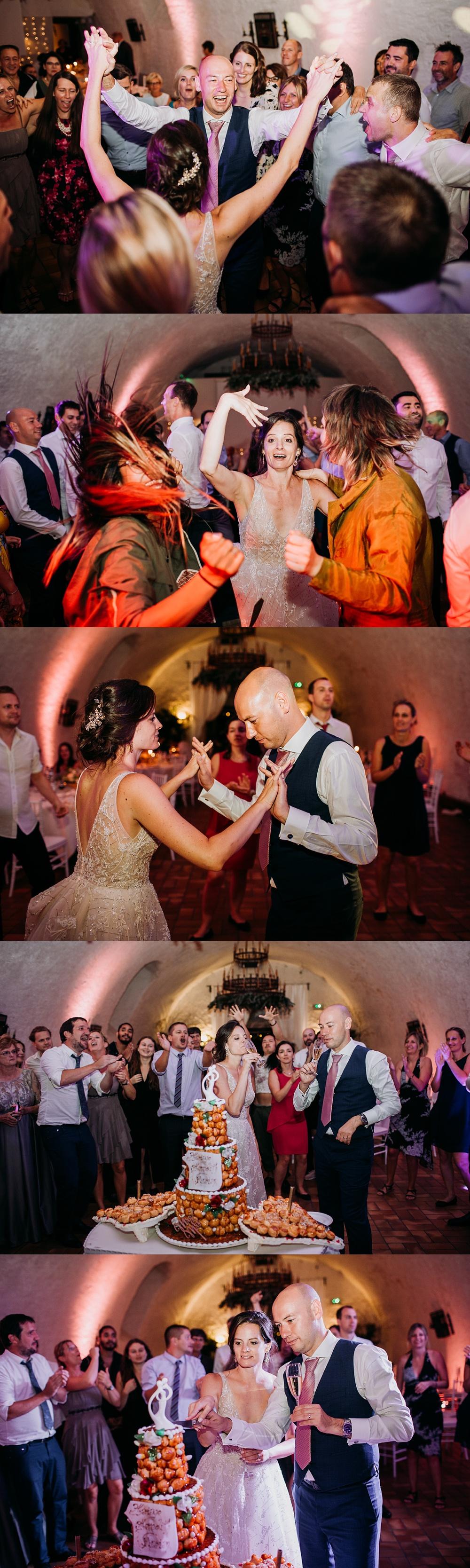 Photographe mariage château d'Isenbourg Alsace