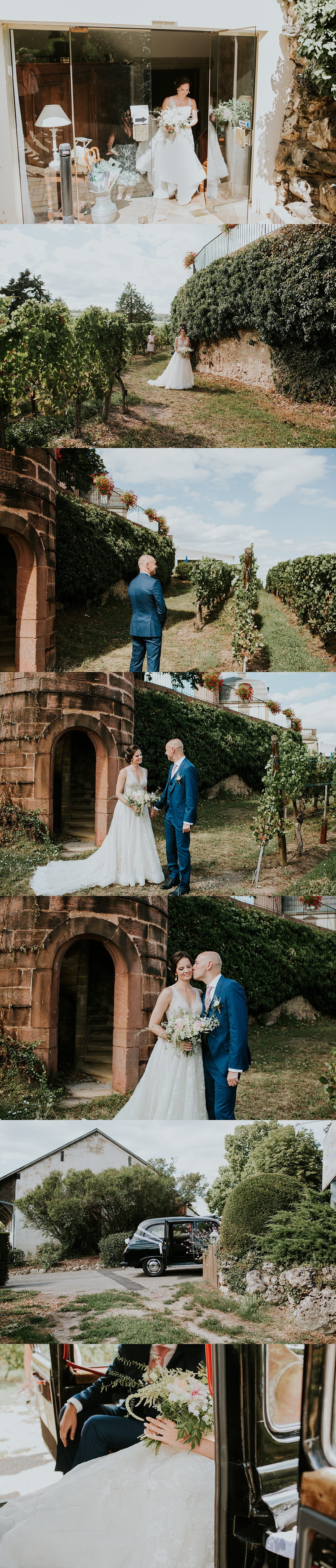 Photographe mariage Alsace château d'Isenbourg