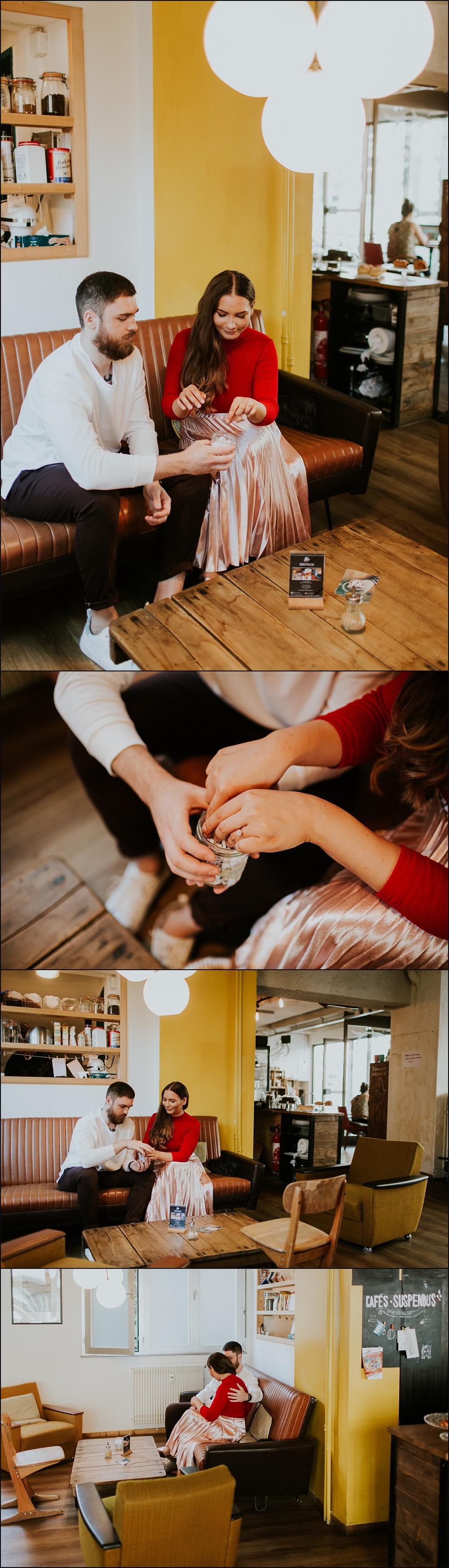 Séance engagement mariage Strasbourg Alsace