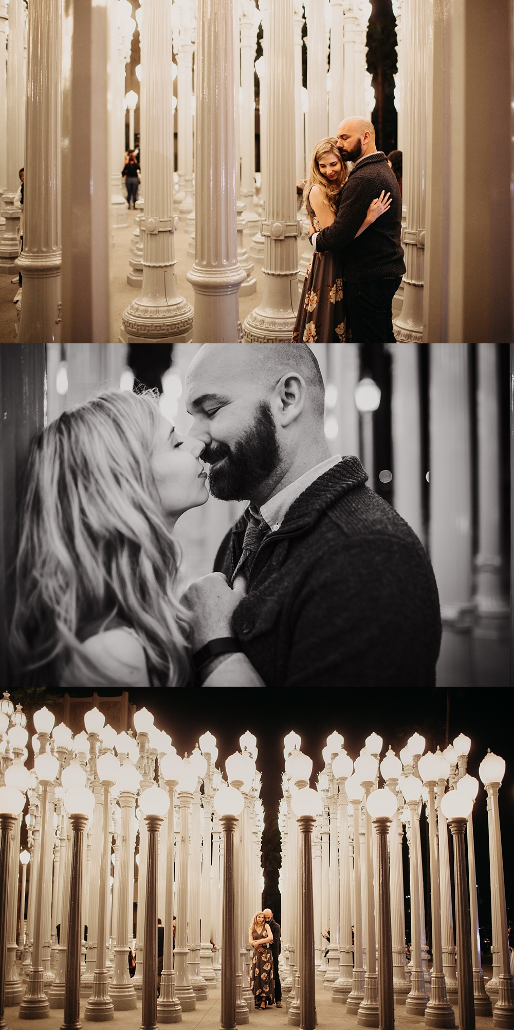 Wedding photographer Los Angeles LACMA