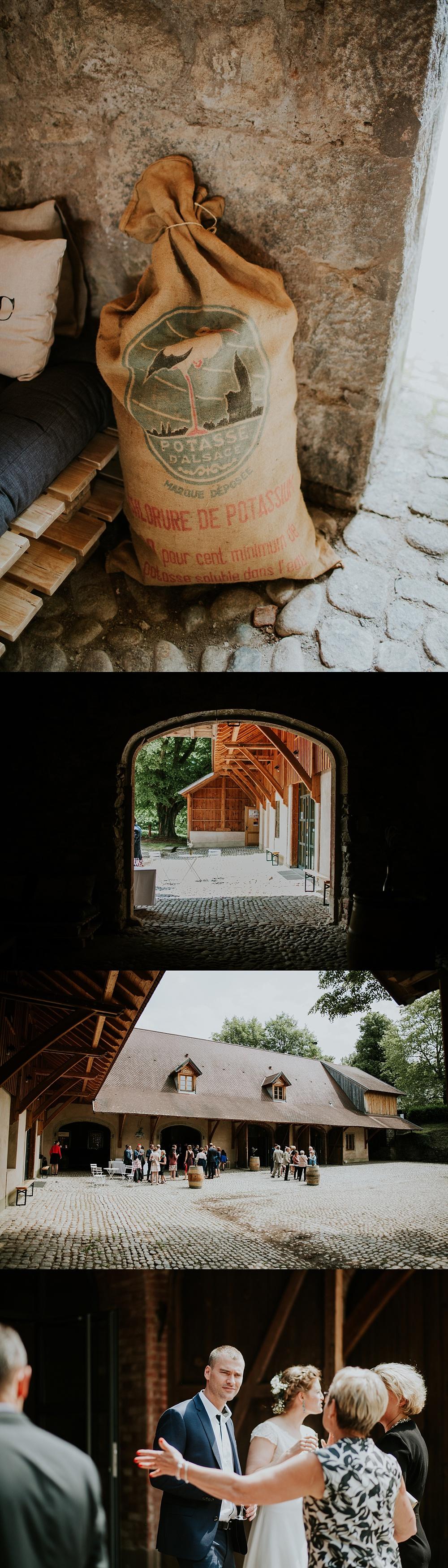 Mariage Parc de Wesserling Alsace
