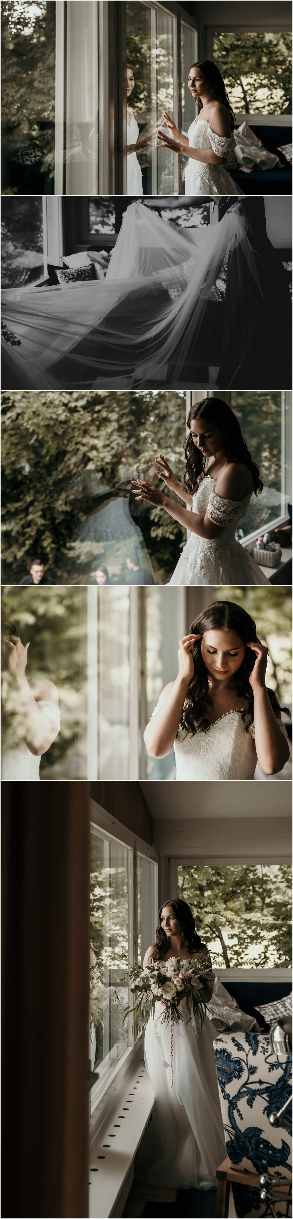 Intimate Destination Wedding Switzerland Morat