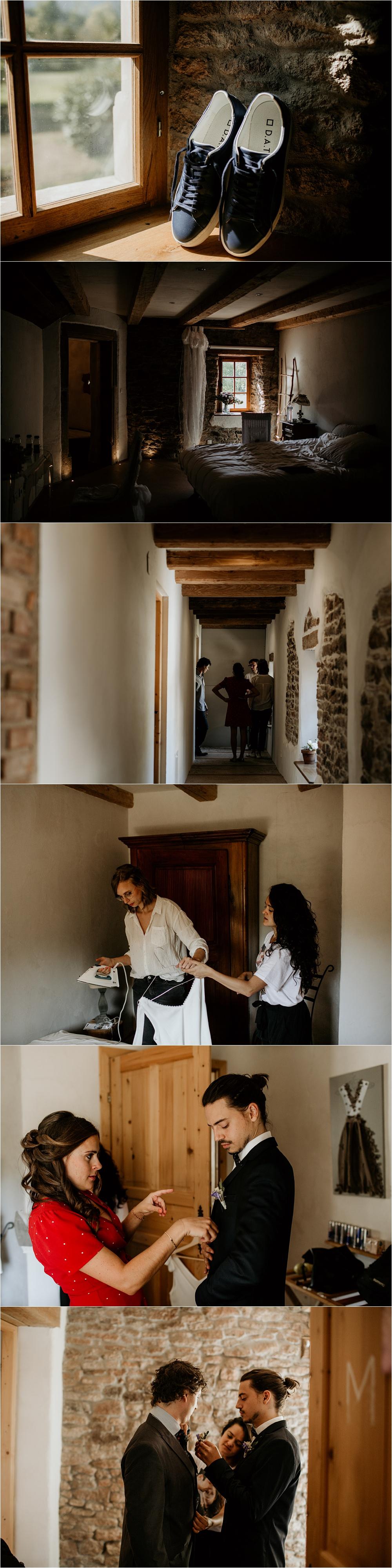 Mariage bohème folk moderne Alsace