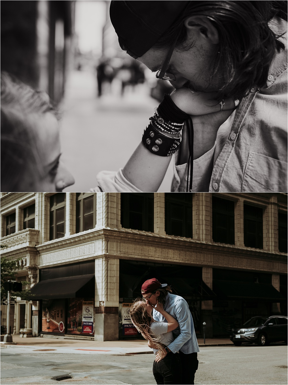 St. Louis Engagement session Wedding photographer