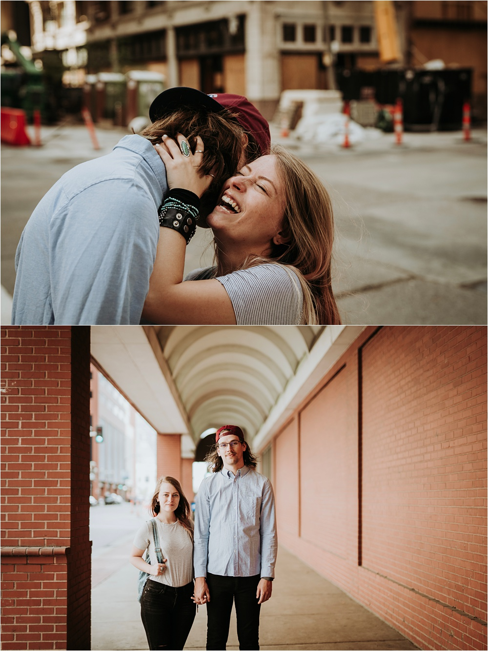 St. Louis Engagement session