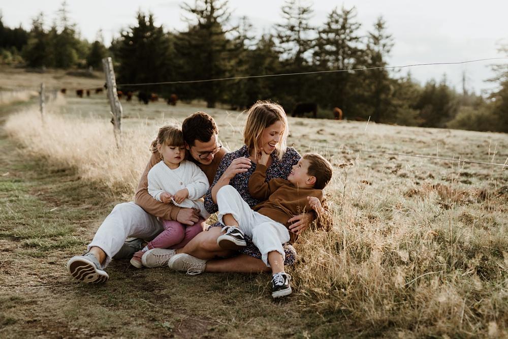 Séance photo en famille près de Strasbourg
