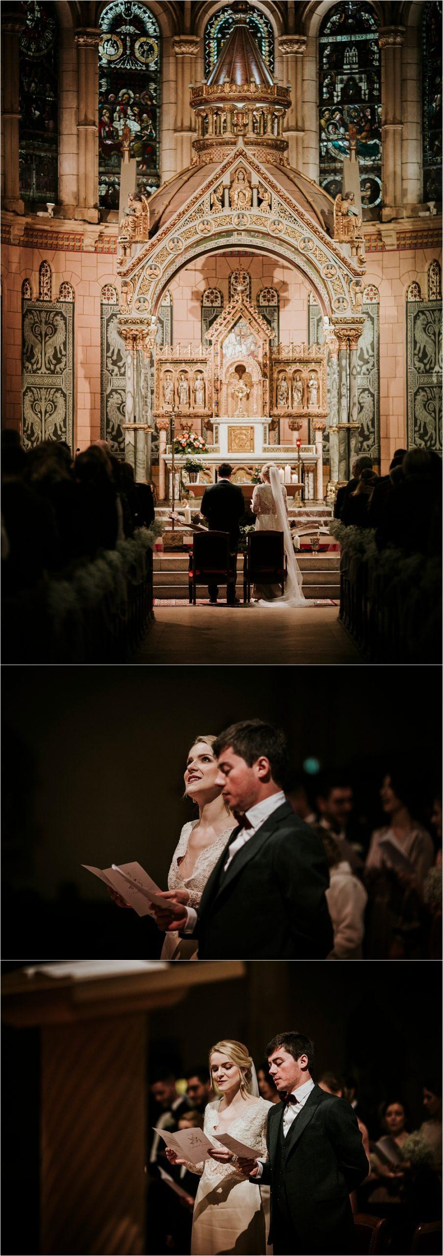 Mariage hiver à Metz en Lorraine