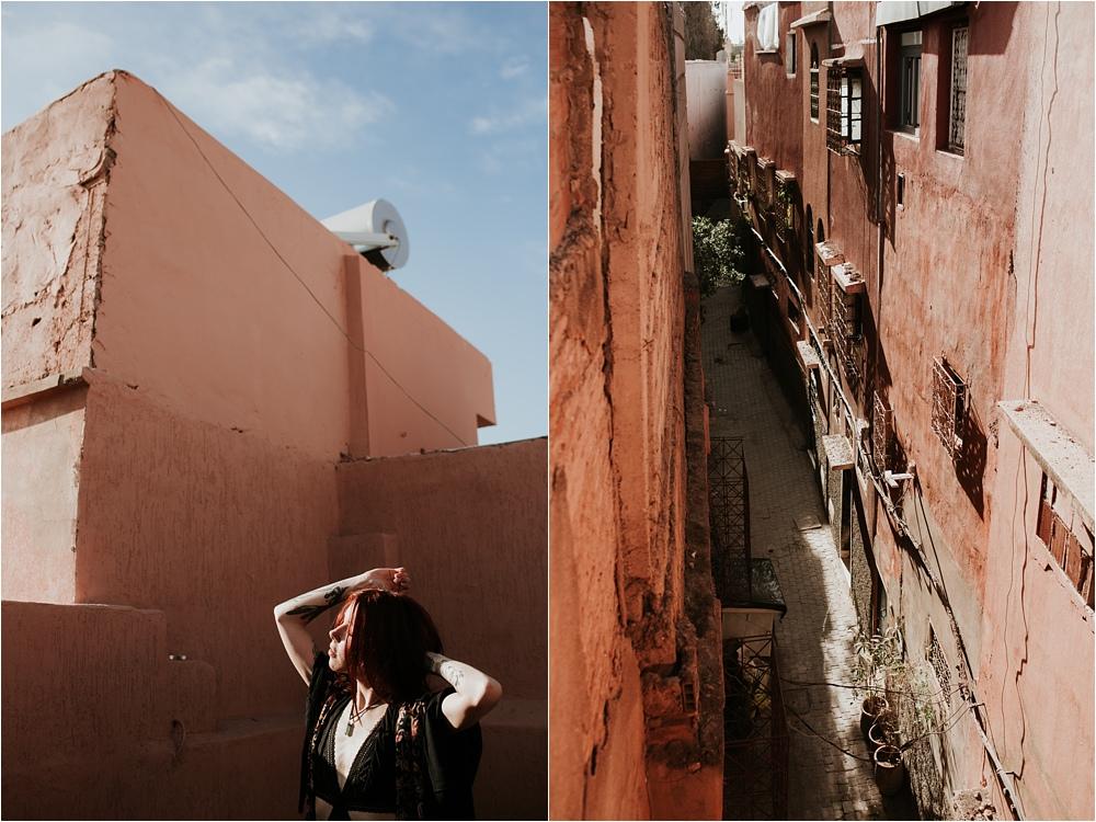 Séance photo portrait Marrakech