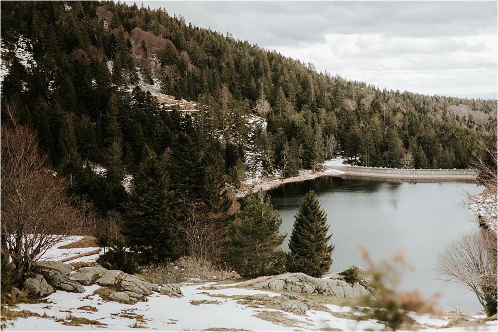 Photographe Alsace Lac des truites