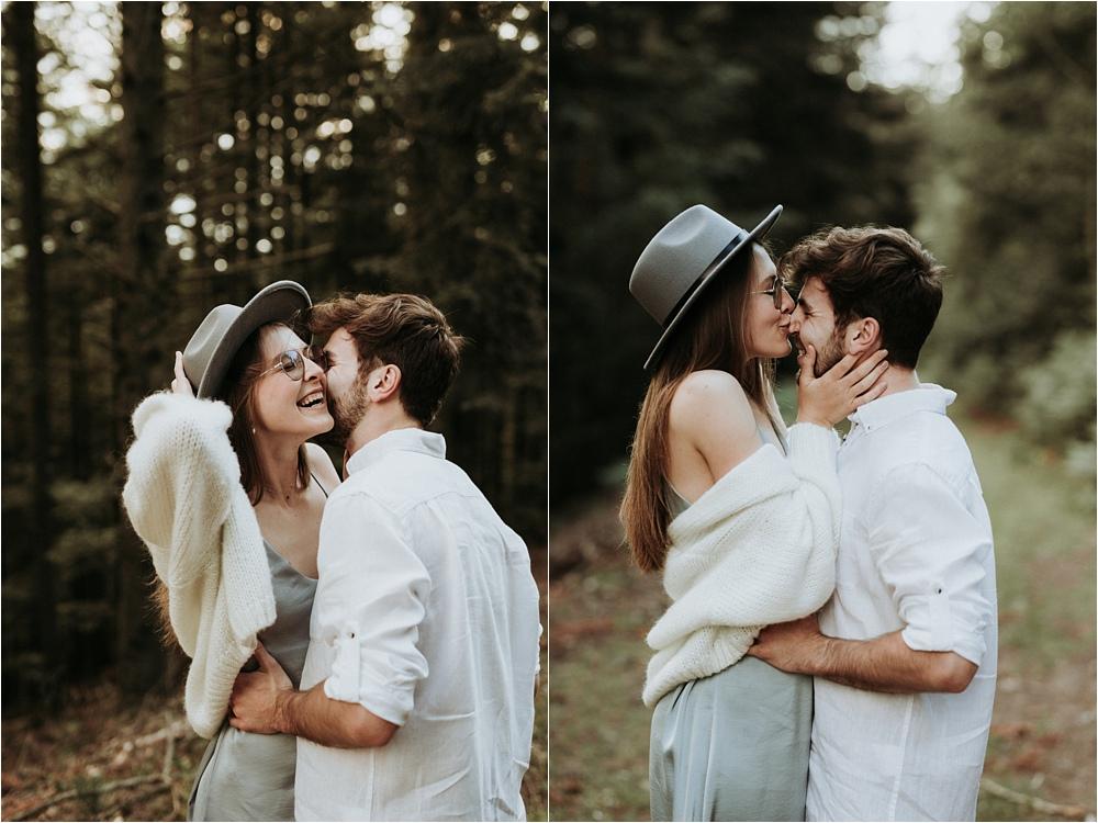 Séance photo en couple en Alsace