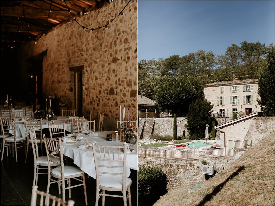 Mariage dans le Beaujolais Domaine de Vavril