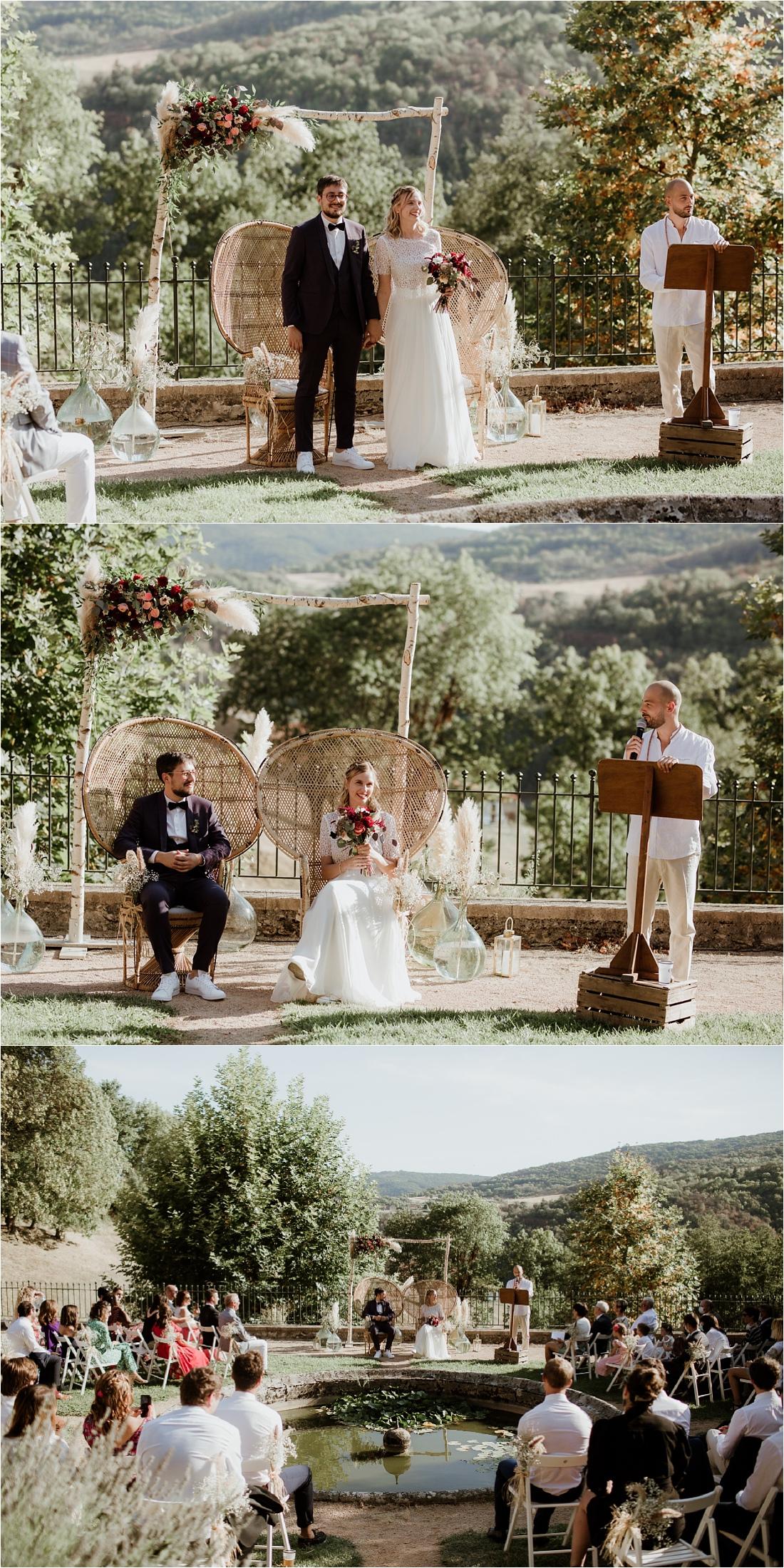 Mariage Domaine de Vavril Beaujolais